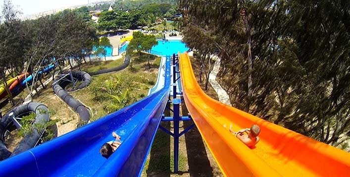 Dreamland Aqua Park discount on Cobone